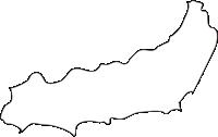 北海道恵庭市(えにわし)の白地図無料ダウンロード