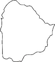 北海道後志総合振興局共和町(きょうわちょう)の白地図無料ダウンロード