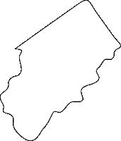 ������������������������������������������������������������������の白地図無料ダウンロード