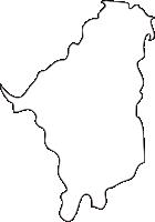 北海道空知総合振興局長沼町(ながぬまちょう)の白地図無料ダウンロード
