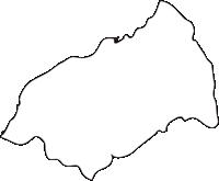 北海道留萌振興局増毛町(ましけちょう)の白地図無料ダウンロード