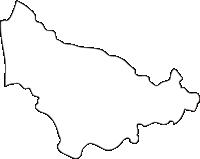 北海道留萌振興局苫前町(とままえちょう)の白地図無料ダウンロード