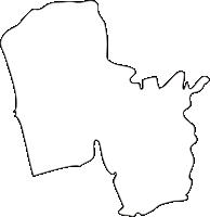 北海道留萌振興局天塩町(てしおちょう)の白地図無料ダウンロード