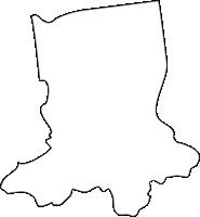 北海道オホーツク総合振興局訓子府町(くんねっぷちょう)の白地図無料ダウンロード