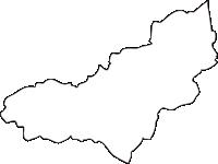 北海道オホーツク総合振興局置戸町(おけとちょう)の白地図無料ダウンロード