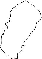 北海道胆振総合振興局安平町(あびらちょう)の白地図無料ダウンロード
