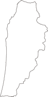 青森県上北郡横浜町(よこはままち)の白地図無料ダウンロード