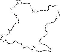 岩手県盛岡市(もりおかし)の白地図無料ダウンロード