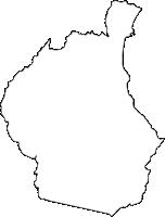 岩手県九戸郡野田村(のだむら)の白地図無料ダウンロード