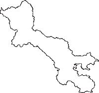 宮城県大崎市(おおさきし)の白地図無料ダウンロード