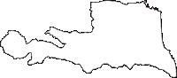 福島県相馬市(そうまし)の白地図無料ダウンロード