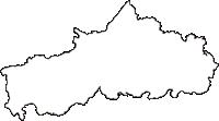 福島県本宮市(もとみやし)の白地図無料ダウンロード