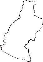 福島県耶麻郡猪苗代町(いなわしろまち)の白地図無料ダウンロード
