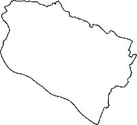 茨城県守谷市(もりやし)の白地図無料ダウンロード