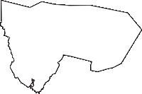 茨城県稲敷郡美浦村(みほむら)の白地図無料ダウンロード