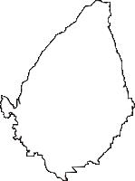 群馬県前橋市(まえばしし)の白地図無料ダウンロード