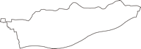群馬県邑楽郡明和町(めいわまち)の白地図無料ダウンロード