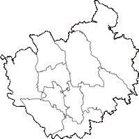 埼玉県さいたま市(さいたまし)の白地図無料ダウンロード