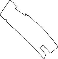 千葉県千葉市美浜区(みはまく)の白地図無料ダウンロード