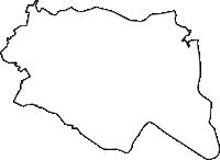 千葉県印西市(いんざいし)の白地図無料ダウンロード