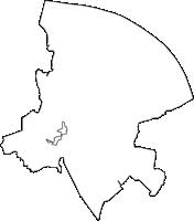 千葉県香取郡東庄町(とうのしょうまち)の白地図無料ダウンロード