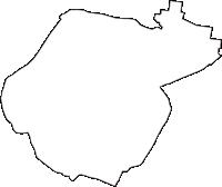 東京都千代田区(ちよだく)の白地図無料ダウンロード