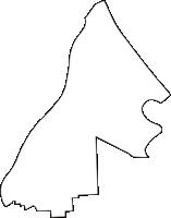 東京都墨田区(すみだく)の白地図無料ダウンロード