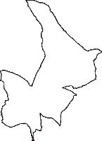 東京都目黒区(めぐろく)の白地図無料ダウンロード