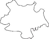 東京都足立区(あだちく)の白地図無料ダウンロード