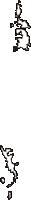 東京都小笠原支庁小笠原村(おがさわらむら)の白地図無料ダウンロード