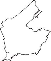 新潟県北蒲原郡聖籠町(せいろうまち)の白地図無料ダウンロード