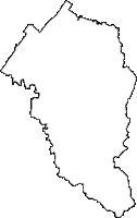 石川県金沢市(かなざわし)の白地図無料ダウンロード