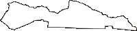 石川県能美郡川北町(かわきたまち)の白地図無料ダウンロード