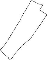 石川県河北郡内灘町(うちなだまち)の白地図無料ダウンロード