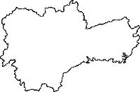 石川県鳳珠郡能登町(のとちょう)の白地図無料ダウンロード