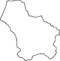 長野県須坂市(すざかし)の白地図無料ダウンロード