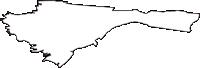 長野県諏訪郡原村(はらむら)の白地図無料ダウンロード