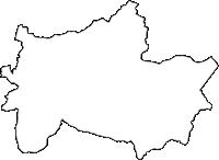 長野県下高井郡木島平村(きじまだいらむら)の白地図無料ダウンロード