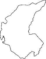 長野県下高井郡野沢温泉村(のざわおんせんむら)の白地図無料ダウンロード
