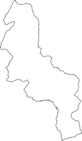 長野県下水内郡栄村(さかえむら)の白地図無料ダウンロード