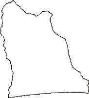 静岡県湖西市(こさいし)の白地図無料ダウンロード