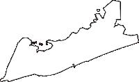 愛知県田原市(たはらし)の白地図無料ダウンロード