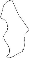 大阪府大阪市都島区(みやこじまく)の白地図無料ダウンロード