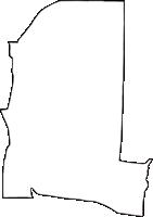 大阪府大阪市城東区(じょうとうく)の白地図無料ダウンロード