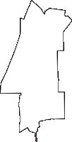 大阪府大阪市東住吉区(ひがしすみよしく)の白地図無料ダウンロード