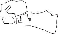 大阪府大阪市住之江区(すみのえく)の白地図無料ダウンロード