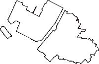 大阪府高石市(たかいしし)の白地図無料ダウンロード