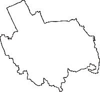兵庫県伊丹市(いたみし)の白地図無料ダウンロード