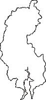 兵庫県相生市(あいおいし)の白地図無料ダウンロード
