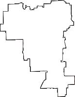 奈良県大和高田市(やまとたかだし)の白地図無料ダウンロード